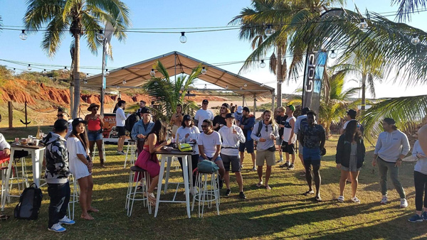 Corporate functions in Broome