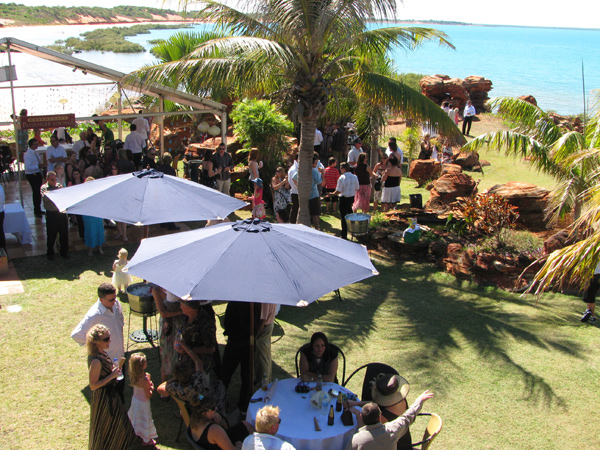 Places to host events and functions in Broome