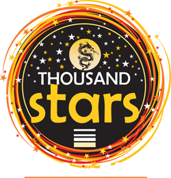 Thousand Stars Cafe Logo
